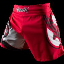 Hayabusa Kickboxing Shorts - Red