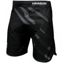 Metaru Charged Jiu Jitsu Shorts Black