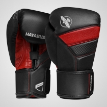 T3 Boxing Gloves - Black/Red