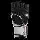 Tokushu 4oz MMA Gloves - Black/Slate Grey